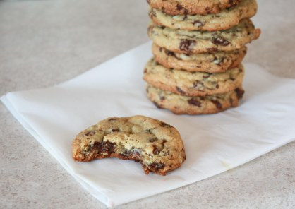Andes Chip Cookies ~ Annie's Cooking Lab