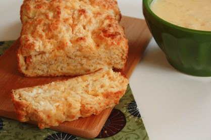 Cheddar Loaf ~ Annie's Cooking Lab