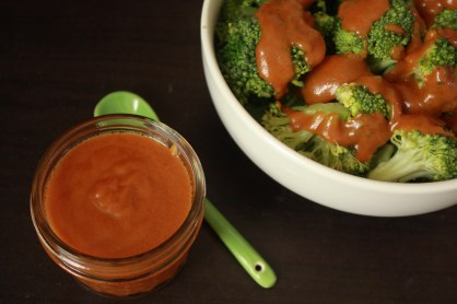 Thai Peanut Sauce ~ Annie's Cooking Lab