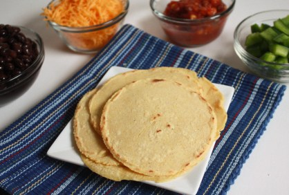 Corn Tortillas ~ Annie's Cooking Lab